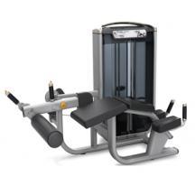 WY-V8005  卧式屈腿机